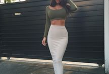Big Size outfit