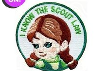 Learning the Girl Scout Law with Daisy Girl Scouts / Ideas to help Daisy Leaders teach the Girls Scout law.