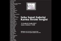 SEBA SANAT GALERİSİ KARMA SERGİLER