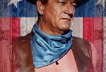 John Wayne / by Chris Keeton