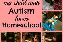 Autism & Homeschooling