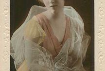 beautiful ladies / fotos de mujeres antiguas.