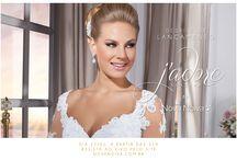 Coleção J'Adore de vestidos de noiva - lançamento / Lançamento da coleção de vestidos de noiva 2015/2016 da Nova Noiva