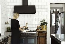 Kitchen & Workspace / My workspace is my kitchen- tables, countertops, backspashes