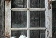 Okna, okýnka