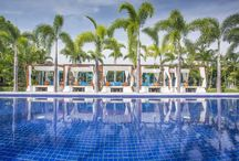Main Pool in Lotus Villas Hua Hin / Main Pool in Lotus Villas Hua Hin