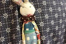 DIY toys, dolls, marionette