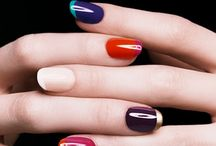 Nail inspiration! / Who said you can't have fun with a manicure? Here are some of our favourite looks, from classy to funky! Enjoy!