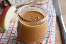 peanut butter / anything to do with peanut butter