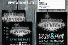 Gina's Vegas Wedding / by Erin Grantham