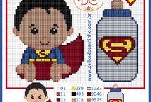 Superhero Charts