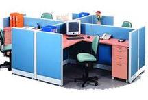 Partisi/Workstation/Cubicle kantor