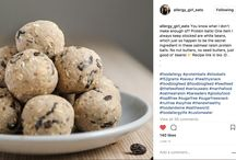 Food Allergy Influencers / Whether you are a #foodie, have a case of #wanderlust, or are in need of some food allergy #inspiration - these are the feeds you've been looking for.