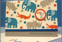 Stampin' Up! Zoo Babies