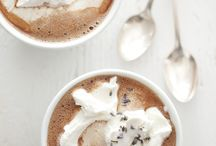 Hot Chocolate Recipes / by Julie @ Knitted Bliss
