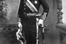 Almanach de Saxe Gotha - King Carlos I of Portugal / Carlos I ; the Diplomat (also known as the Martyr; Portuguese: o Diplomata and o Martirizado; 28 September 1863 – 1 February 1908) was the King of Portugal and the Algarves. He was the first Portuguese king to die a violent death since Sebastian of Portugal (1578). This occurred in 1908, when D. Carlos was murdered in Lisbon as he traveled in an open carriage with the royal family.