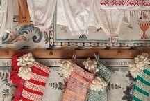 moodboard: nordic christmas / by Sarah Ehlinger