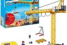 Playmobil Εργοτάξιο