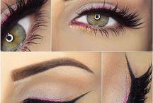 lovely make up ^