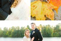 Gorgeous Fall Weddings