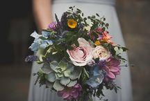 wedding's bouquet