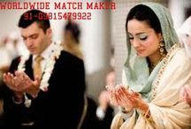 MUSLIM MUSLIM 09815479922 HIGH STATUS MATRIMONIAL SERVICES IN INDIA & ABROAD / WORLDWIDE MATCHMAKER 91-09815479922 = WORLDWIDE MATCH MAKER 91-09815479922   MARRIAGES ARE MADE IN HEAVEN BUT SEOLMNISE BY US. ANY CASTE ANY WHERE IN INDIA ANY RELIGION FOR BRIDE AND GROOM CONTACT NOW 09815479922   WEBSITE -http://worldwidematchmaker09815479922.webs.com/   (WORLD MOST SUCESSFUL MATCH MAKER CALL NOW 09815479922)  KINDLY NOTE WE HAVE A HIGH PROFILE NRI BRIDE AND GROOM STATUS FOR MARRIAGE.  YOU CAN ALSO CONTACT FOR DIVORCEE;WIDOWER;SECOND MARRIAGE LIVING SEPERTELY AND OVER AGE