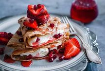 Pancakes! / Enjoy some yummy Pancake recipes with us at Haven.  / by Haven Holidays