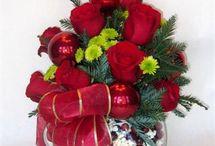 Christmas  flowers Seniordal