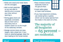 Security Tips - Infographics