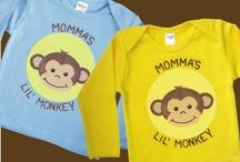 Mod Monkey Birthday Party Ideas for Boy