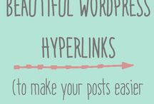 WordPress Tutorials and Tips / Tips for getting started with #WordPress