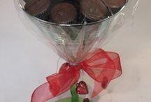 Букеты-конфеты