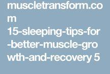 Sleep techniques