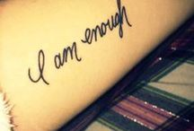 Quotes Tattoo