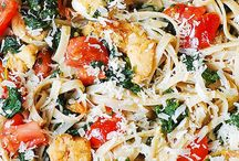 Pasta - Fettuccine - Recipes