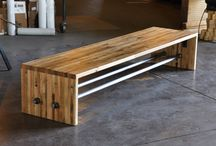 Relaed Wood Projects / Shoe rack