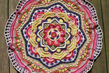 Crochet - Mandala Madness