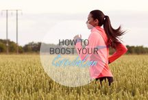 Move your body / Keep fit, do stretches, massage and healthy care