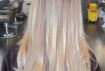 hair: straight