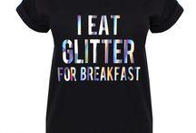 Shiny Objects! / #glitter #glittery #shiny
