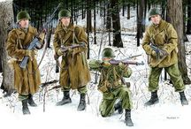 WWII INFANTRY / by Chip DuRant