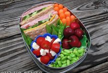 The Lunch Box / Healthy lunches