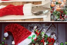 Christmas decorations / Ideas to decorate homes during this beautiful time of the year.