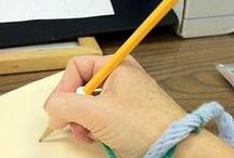 Handwriting, Pencil Grip