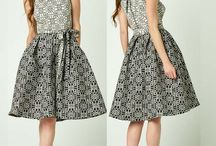 Thanksgiving Party Dresses