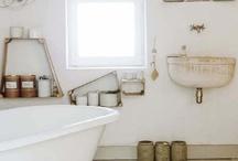 Bathrooms / by ChalkandPaisley