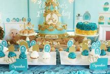 cumpleaños de Benja