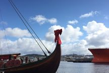 VIKINGS / Learn about Viking history and experiences in Norway. Follow #ExpeditionAmerica2016