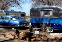 Homes on Wheels / RVs, Vans, Trailers and other homes on wheels