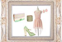 I want: Fashion! / by Kellen Helies
